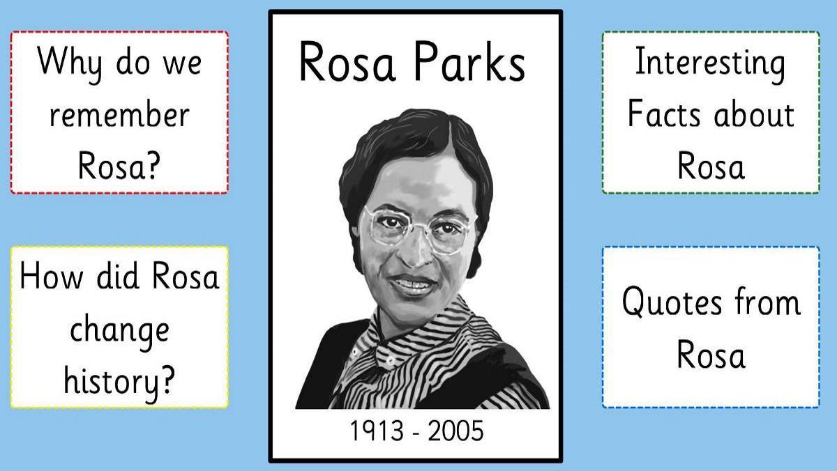 Rosa Parks Title