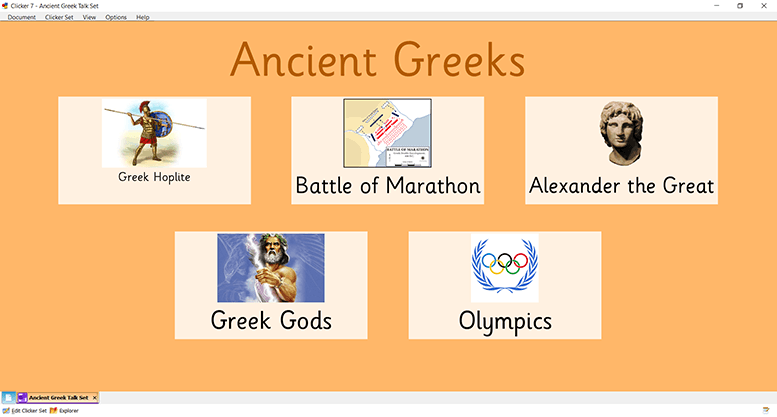 Ancient Greeks 1