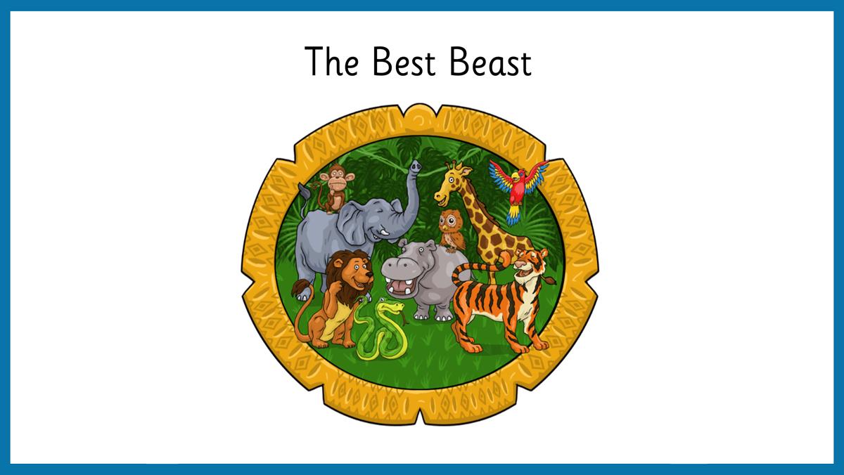 Best Beast header