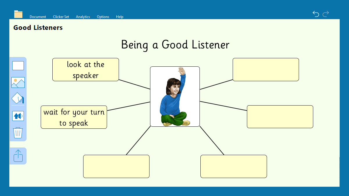 positive learning behaviours header