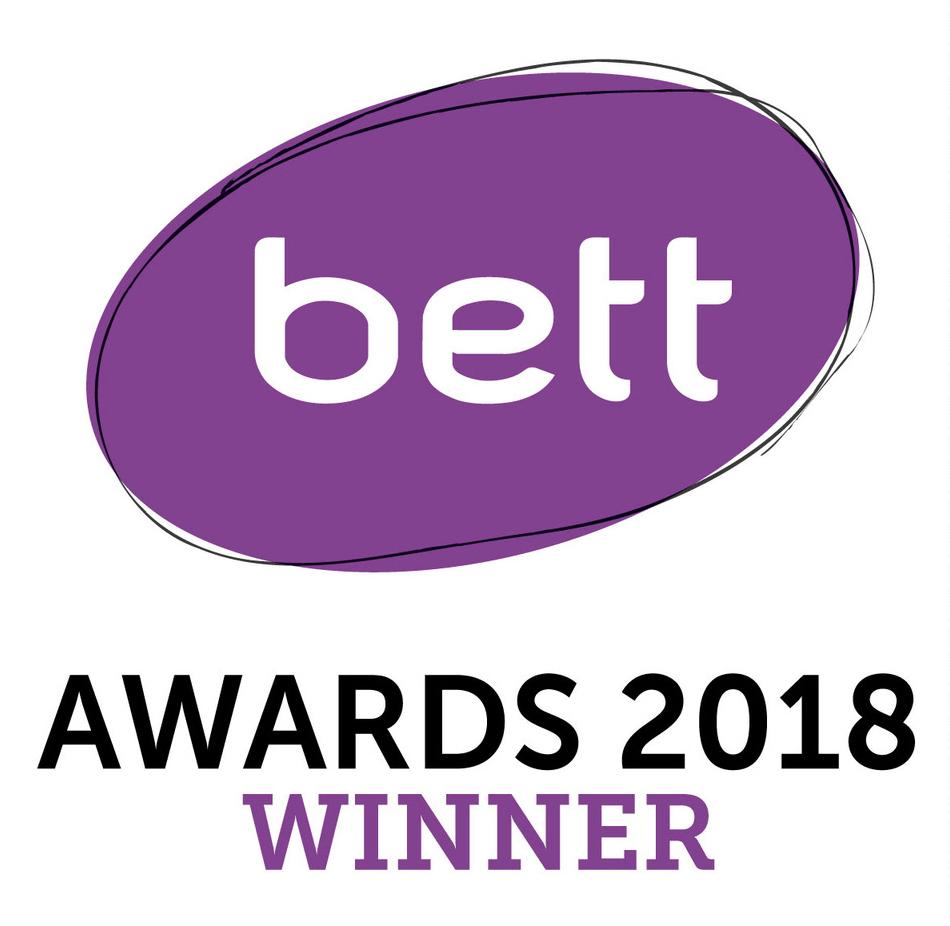 BETT AWARDS 2018 winner