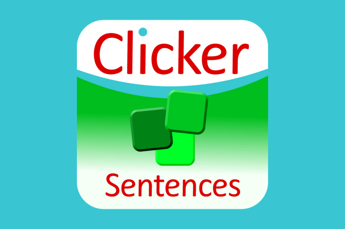 Buy Clicker app - Sentences