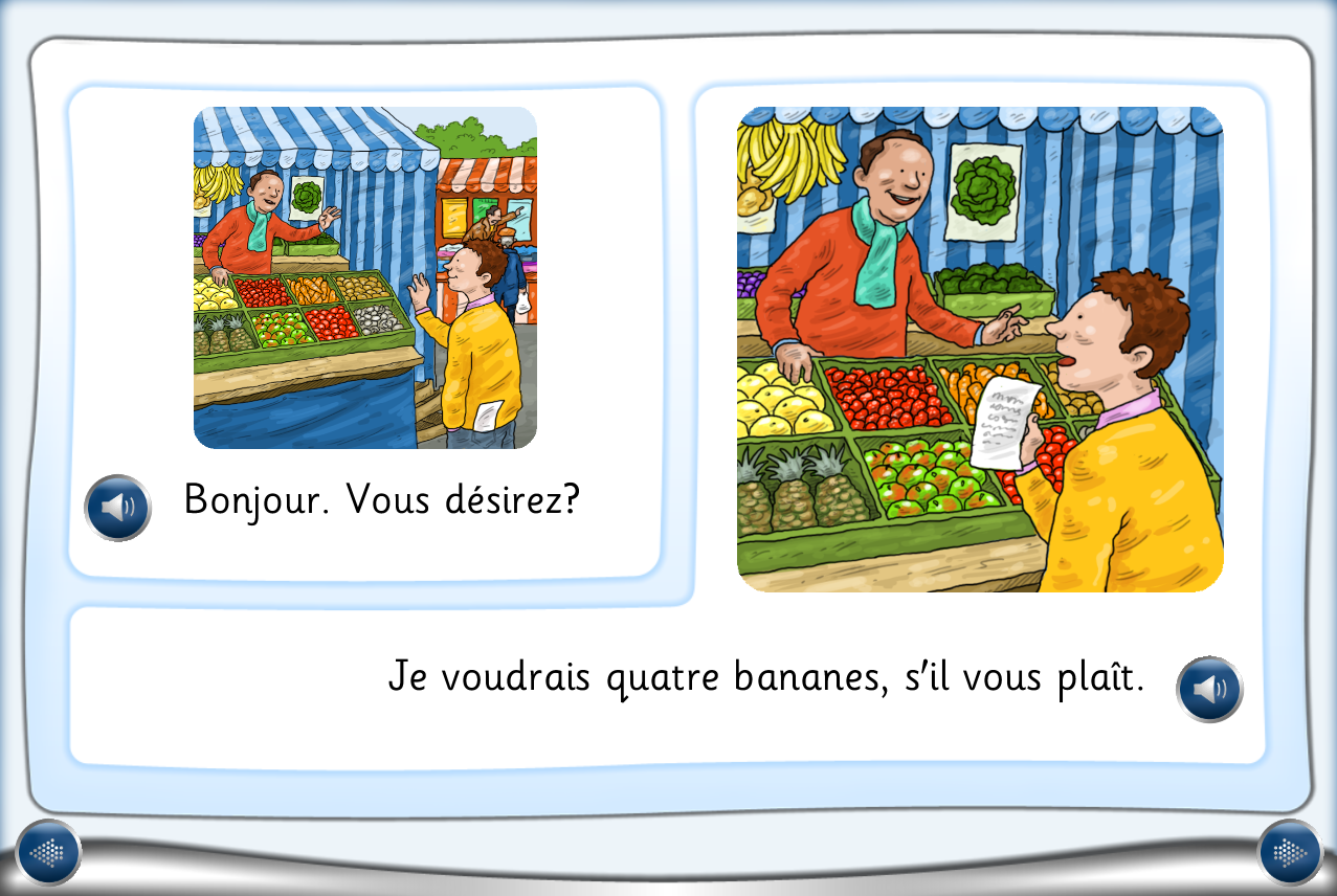 01 Learning French