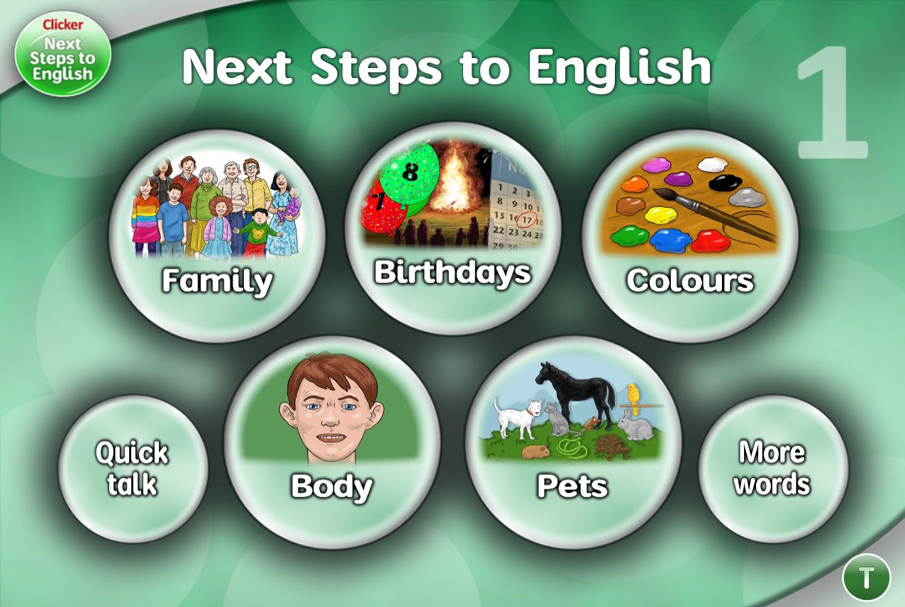 03 English language learning