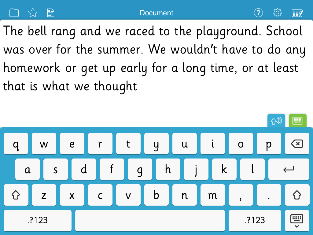 04 Portable word processor